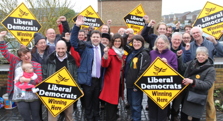 The Local Lib Dem team are the only Party to field a full slate of candidates across Oxford West & Abingdon
