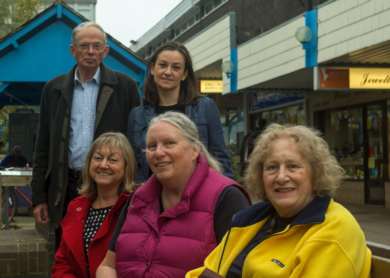 Local Lib Dem Cllrs have been working with local residents throughout the West Way discussions