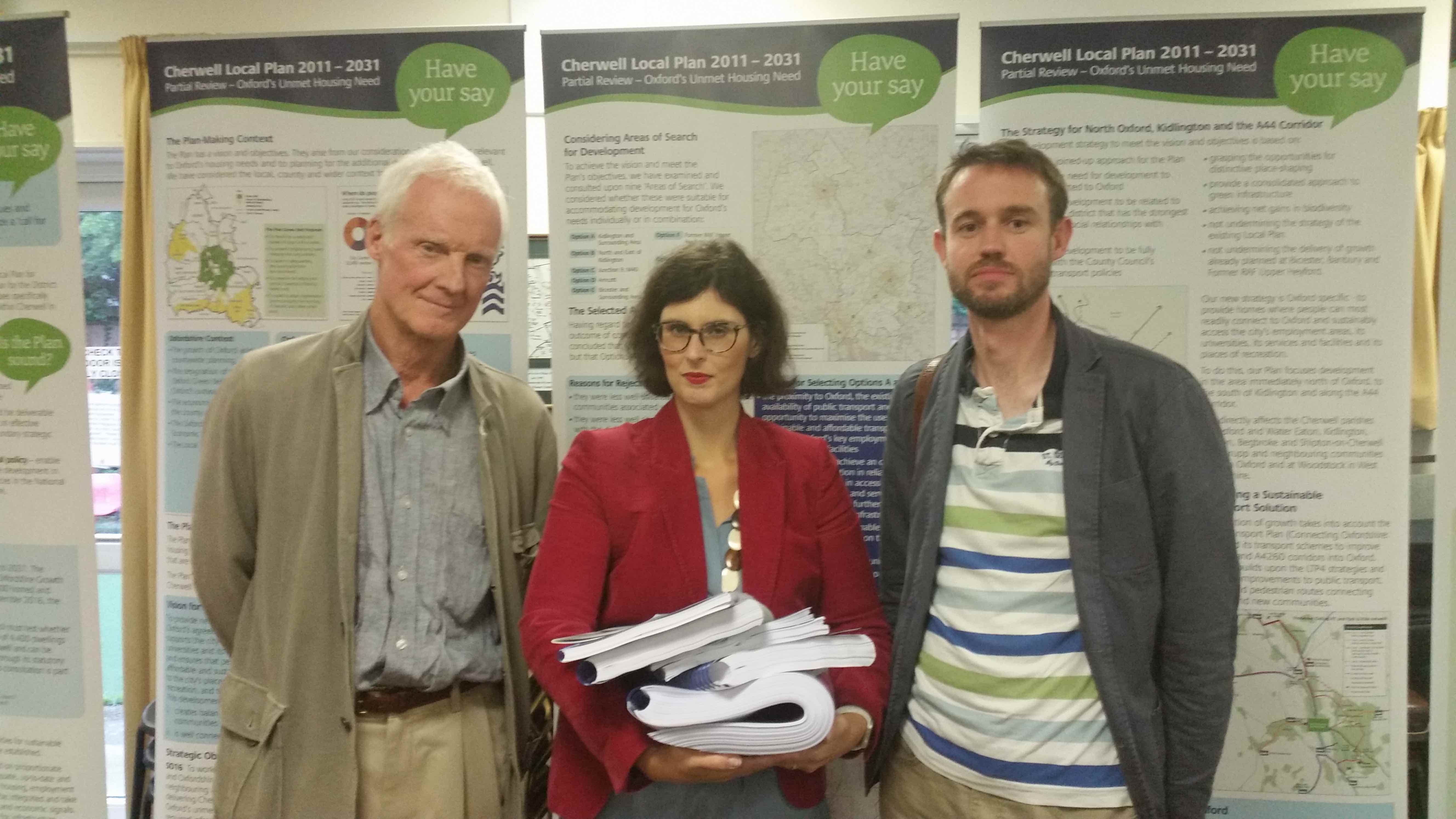 Win for local campaigners - Cherwell housing plan consultation extended