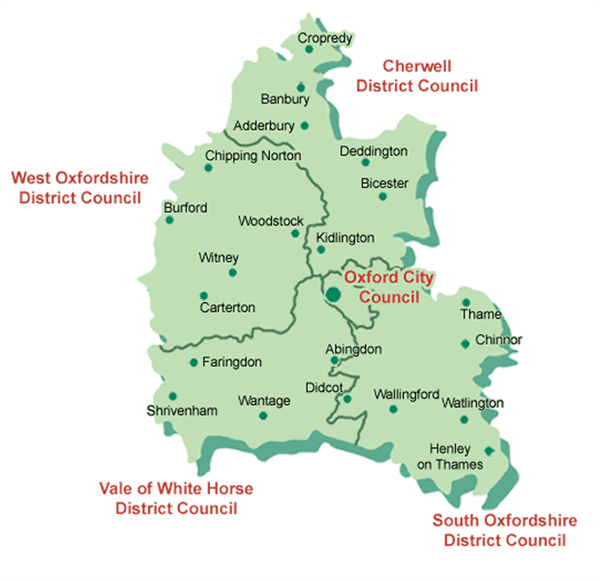 Oxfordshire local government reform update