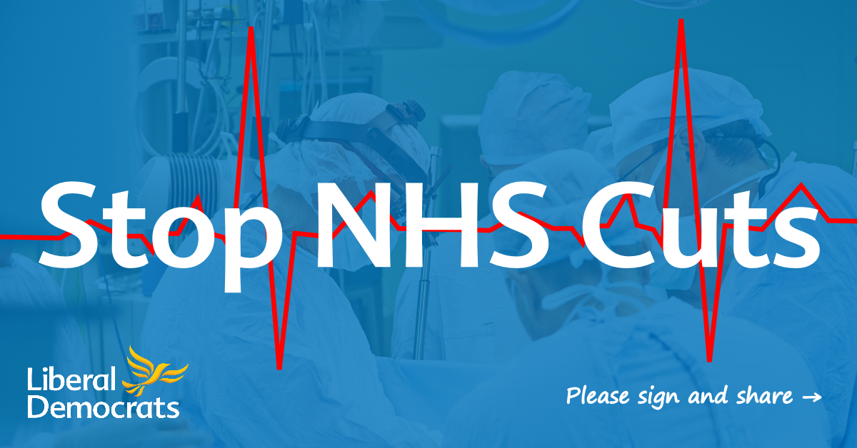 Stop the NHS Cuts