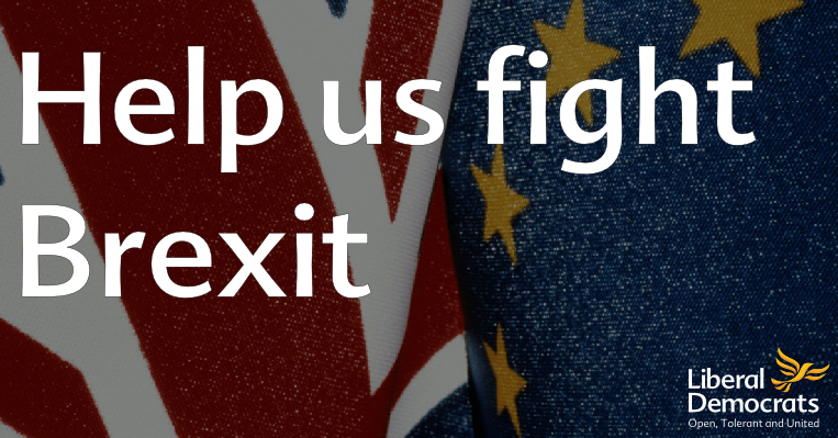 Help us fight Brexit