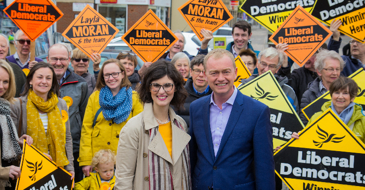 Layla Welcomes Green Party Support