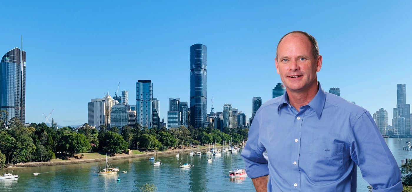 Campbell Newman Senate Candidate for Queensland