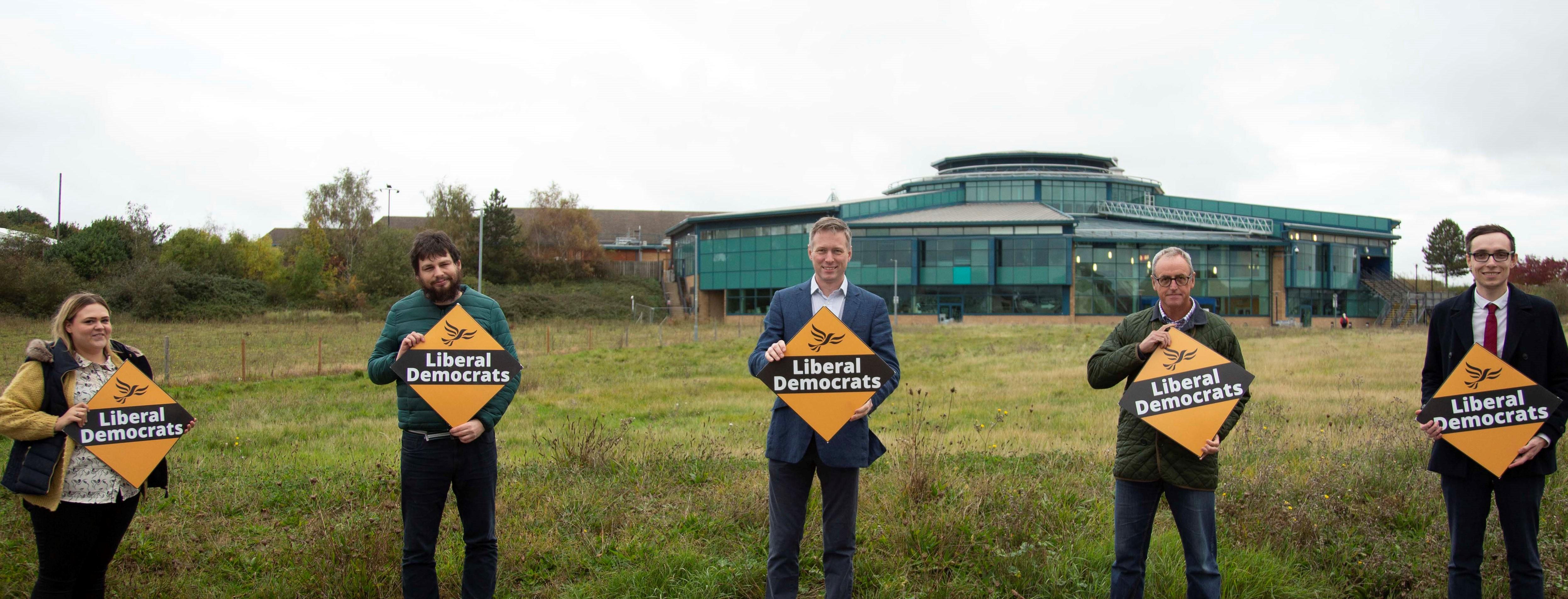Peterborough Lib Dems Launch 2021 Manifesto