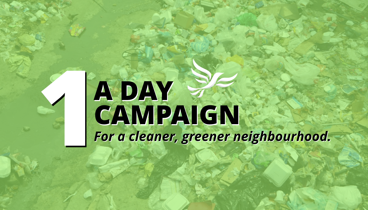 1 A Day Campaign