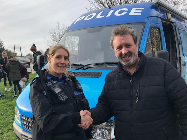 Giving communities a voice tackling crime & anti-social behaviour