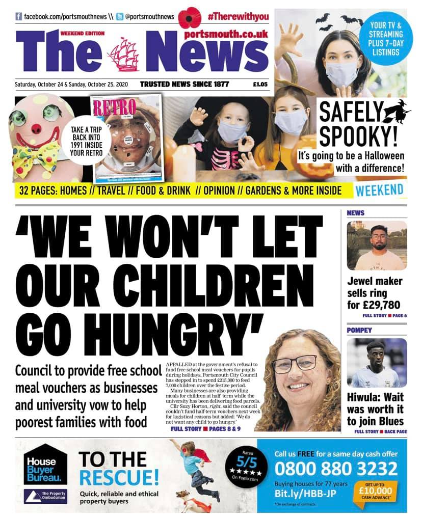 Lib Dems won't let children go hungry