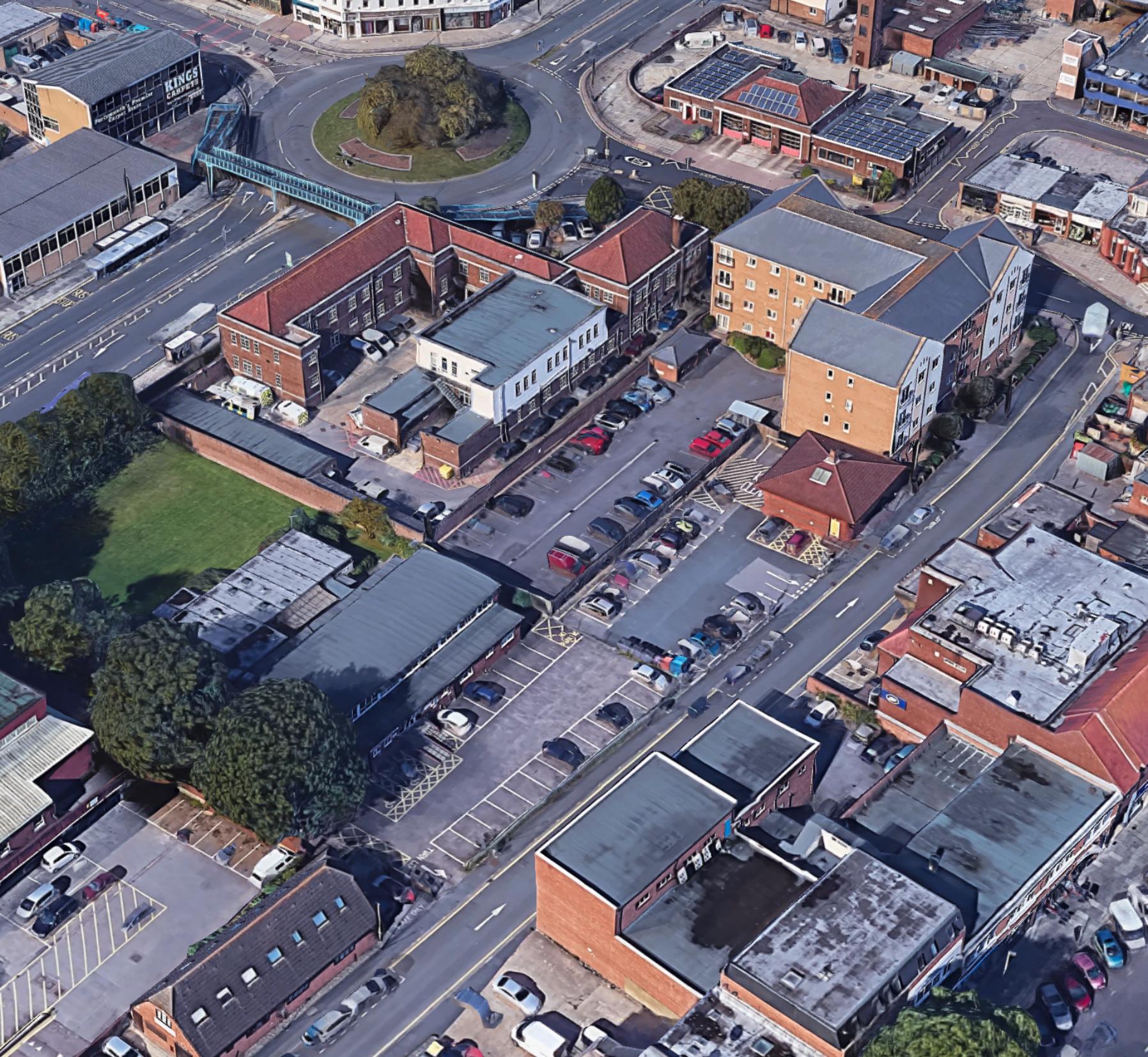 Cosham (Image source: Google Maps)