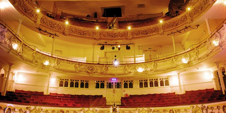 New Theatre Royal inside