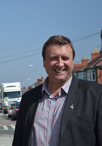 Councillor Lee Hunt