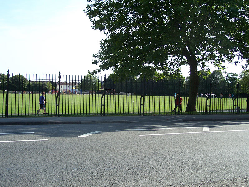 Kingston Recreation Ground