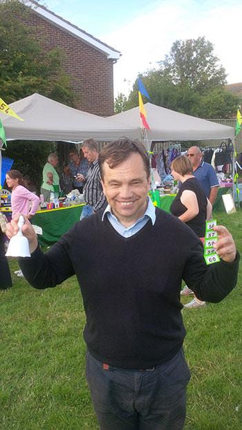 Councillor Darren Sanders