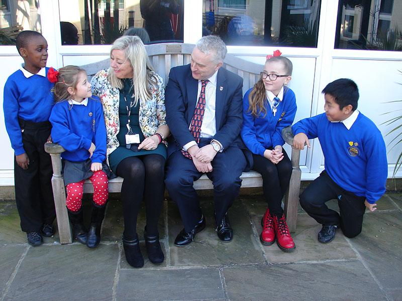 Arundel Court Primary School Wins Building Money