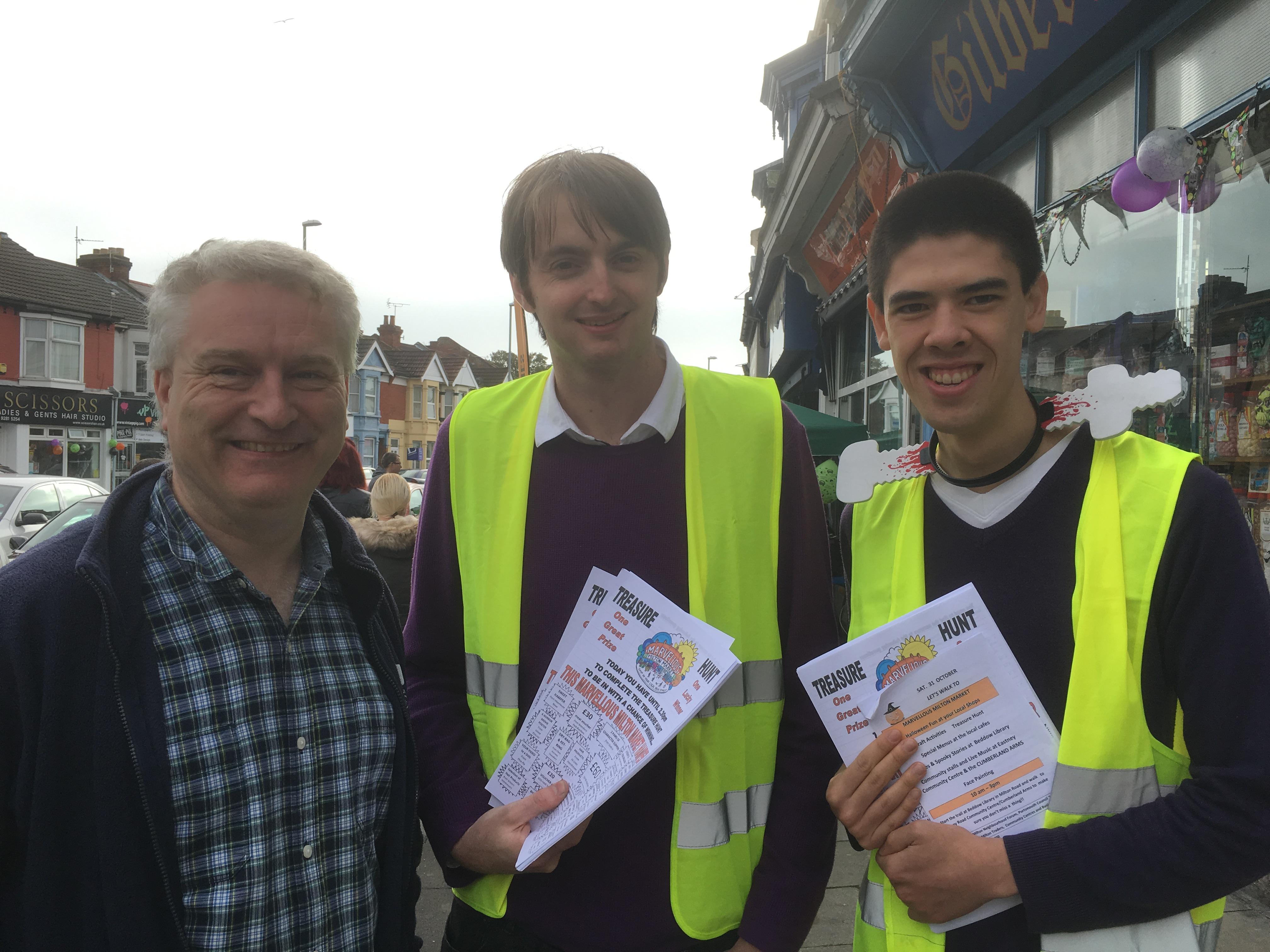 Marvellous Milton Market Day - A Big Success