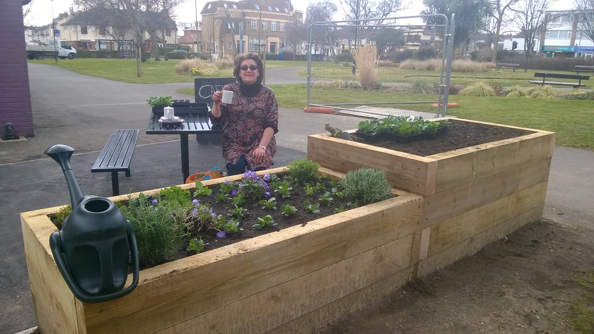 Community Centre Gets New Area