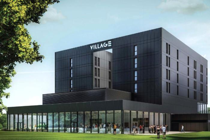 Portsmouth's new Village Hotel - Opening November 2017