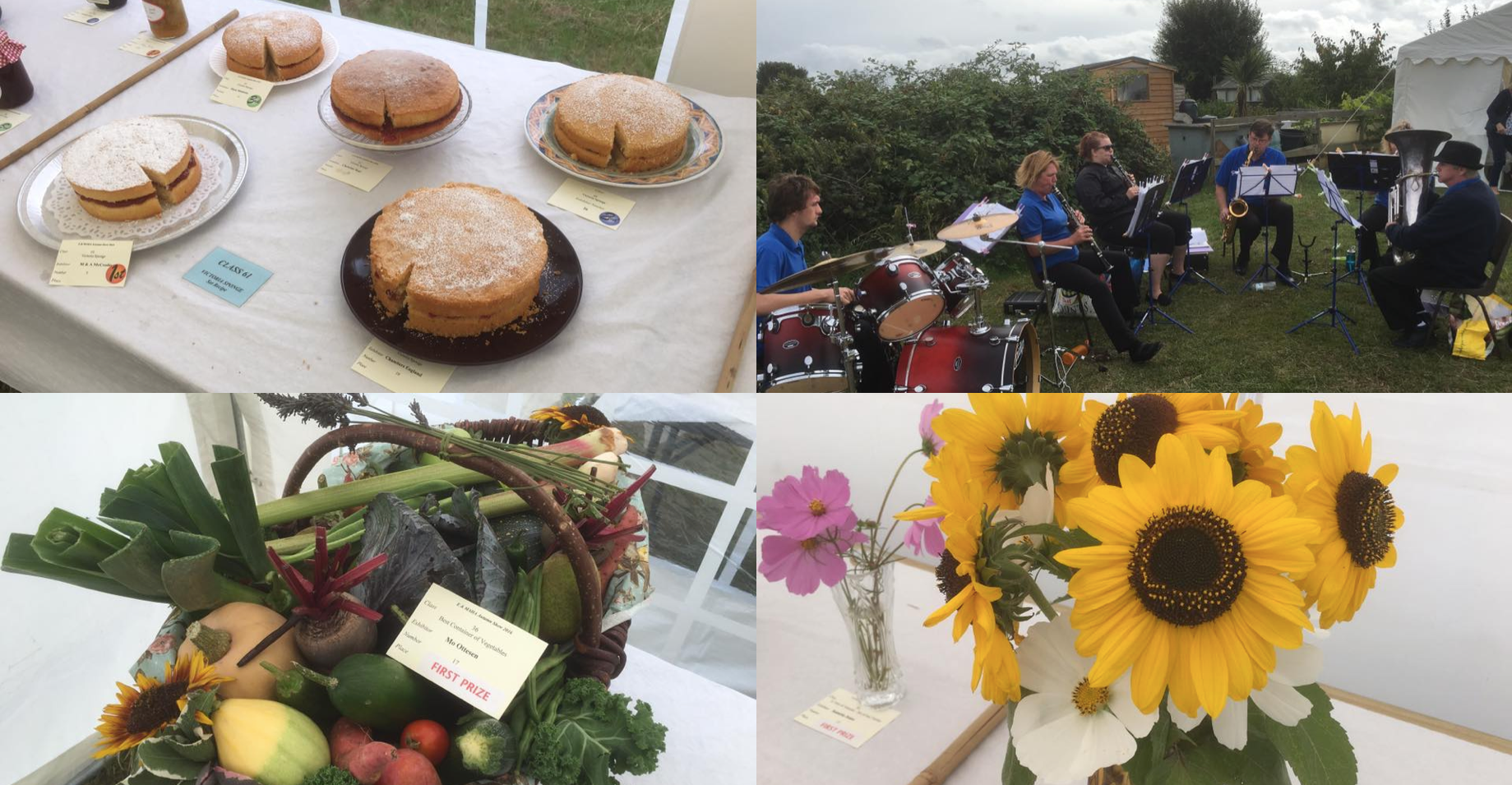 Annual Allotments Show continues to bring in the crowds