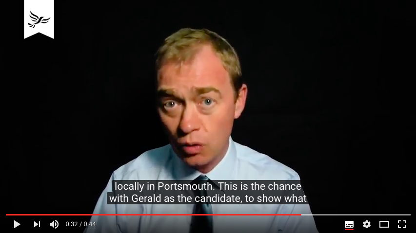 Tim Farron tells us why he's supporting Gerald Vernon-Jackson