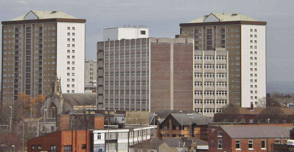 Do you live in a Portsmouth tower block?