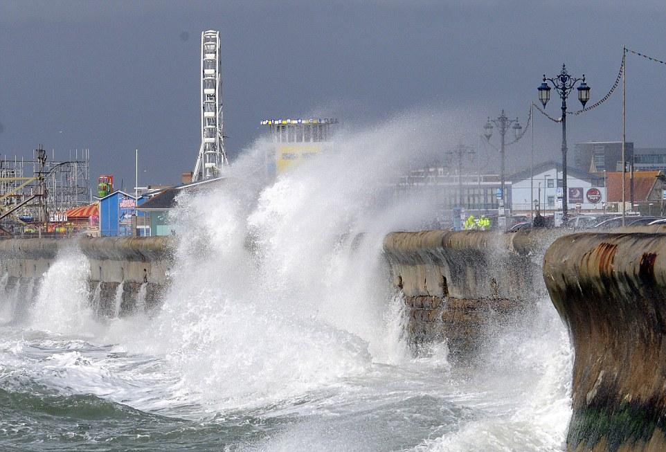 UPDATE: Southsea Sea Defences