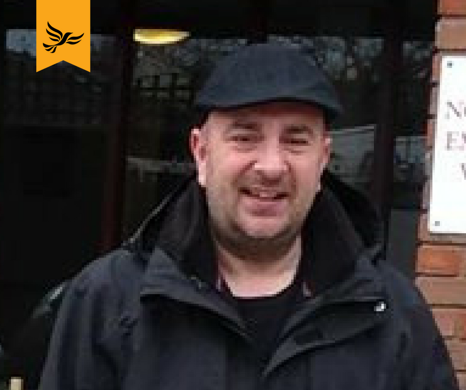 Steve Pitt - Central Southsea Ward
