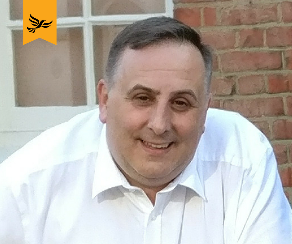 David Fuller - Fratton Ward