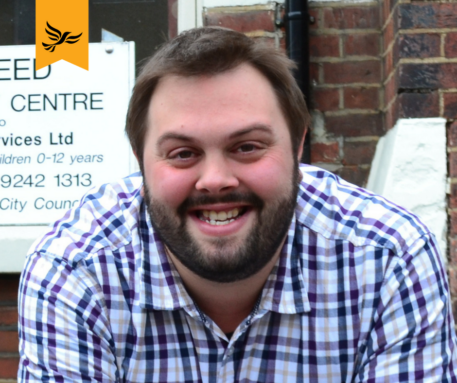 Stuart Brown - Fratton Ward