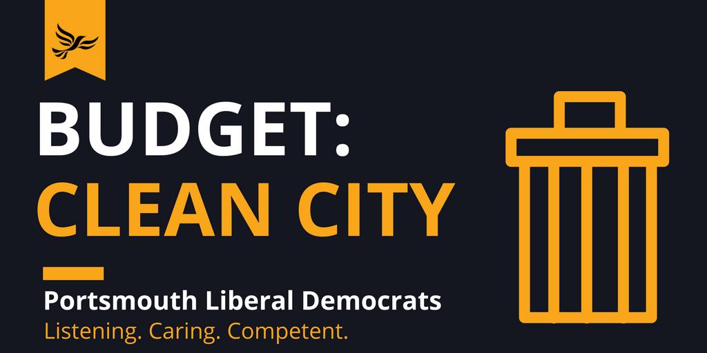 Budget Amendment for a Cleaner, Fairer, Safer City