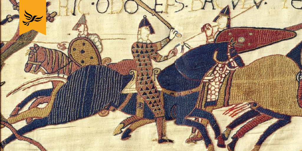 Bring the Bayeux Tapestry to Portsmouth