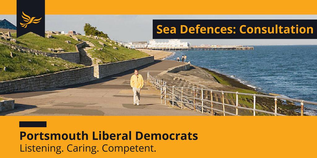 2018 Sea Defences Consultation