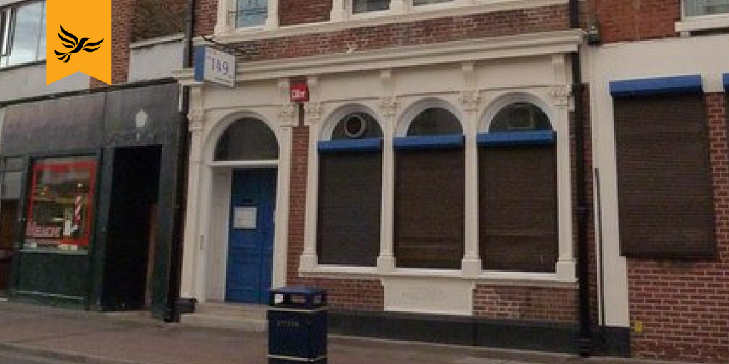 Albert Road Lap Dancing Club