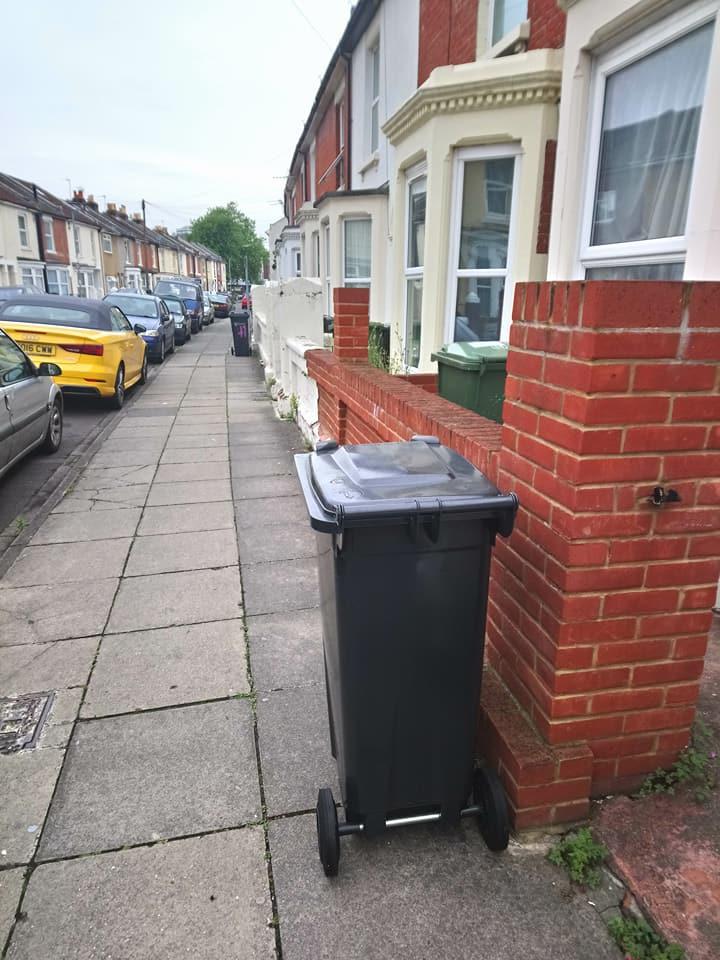 Distribution of new wheelie bins starts next week
