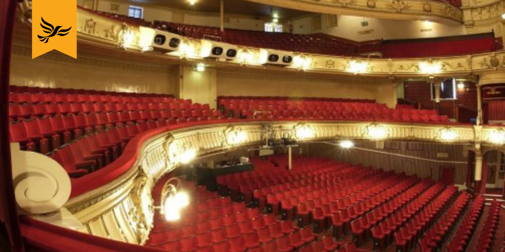 Investment in the Kings Theatre and Guildhall