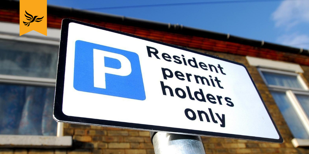 Residents Parking Zones FAQs