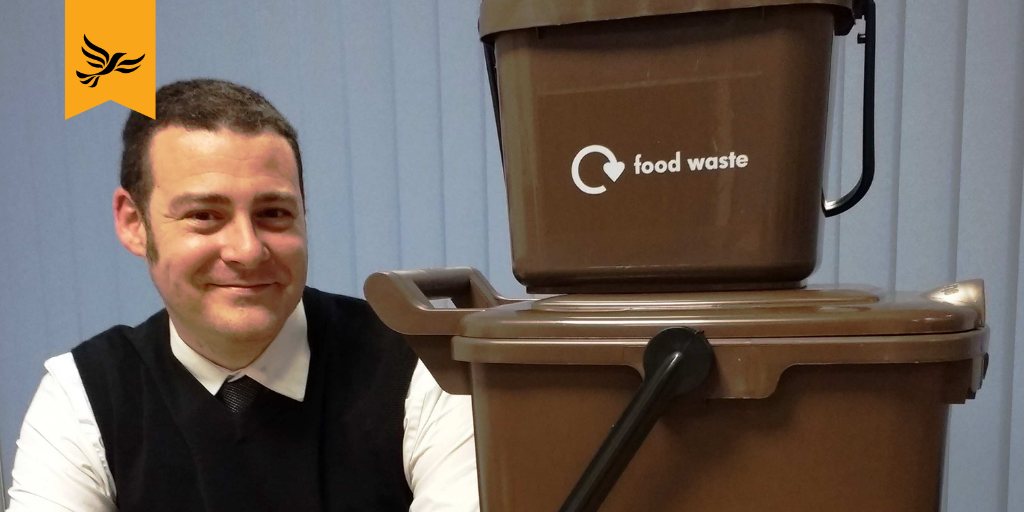 Recycle my food waste
