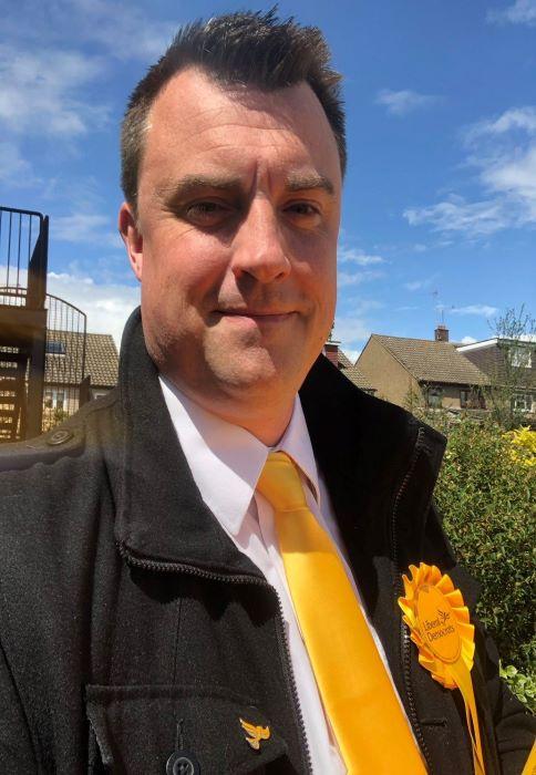 Thomas Clarke: 2021 Havering and Redbridge GLA Candidate
