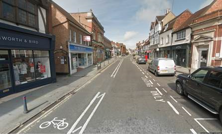 Changes to Cycling in Reigate and Banstead borough