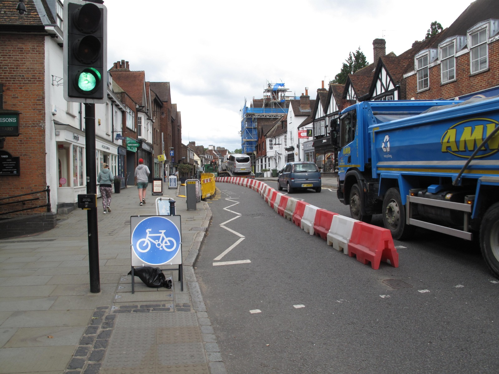 What Next for Reigate High Street?