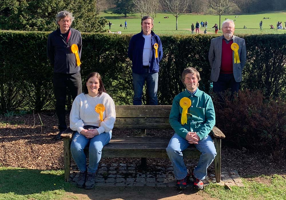 Meet our election candidates