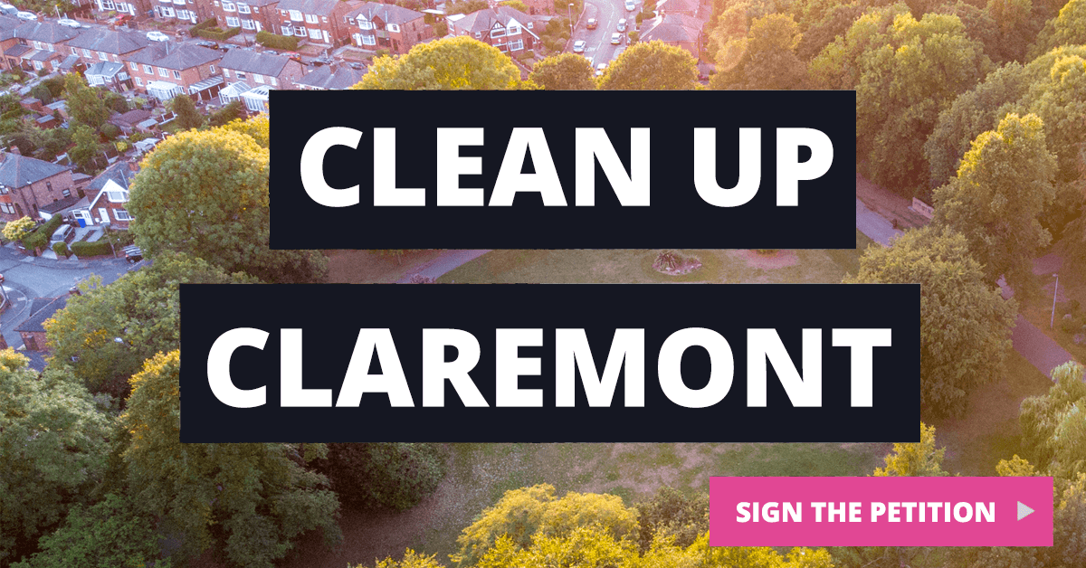 Clean Up Claremont