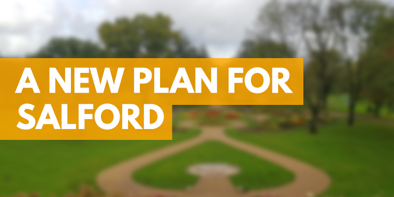 A New Plan For Salford