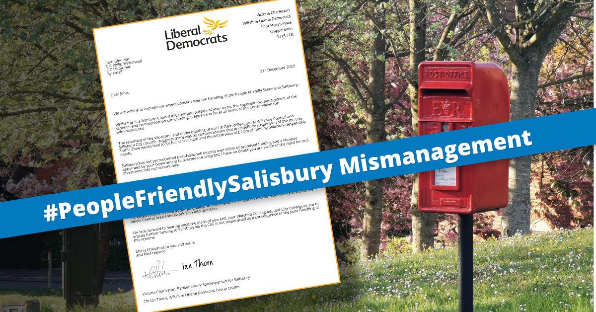 People Friendly Salisbury Mismanagement
