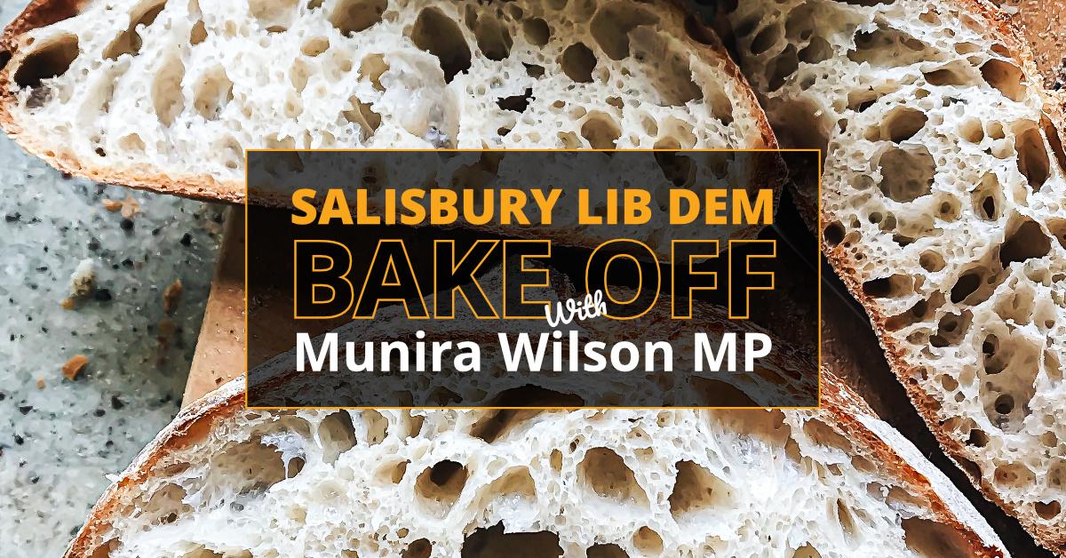 Salisbury Lib Dem's Virtual Bake Off
