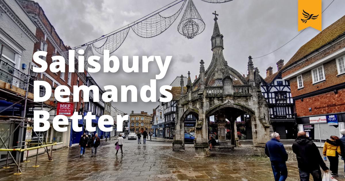 Manifesto for Salisbury