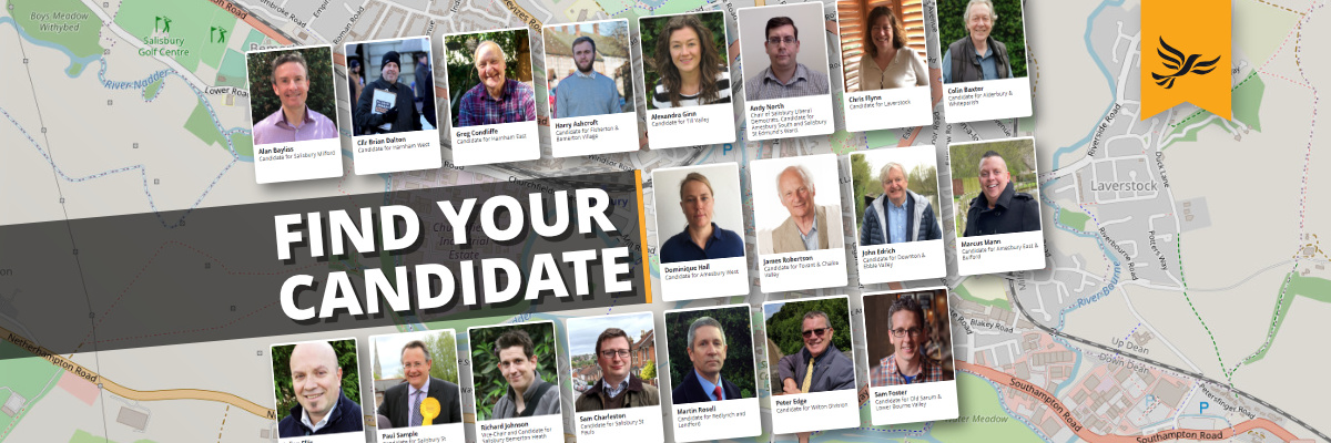 Find your candidate