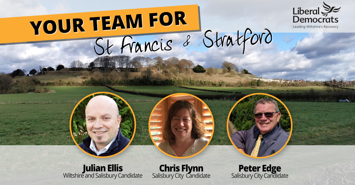 Your St Francis & Stratford Team