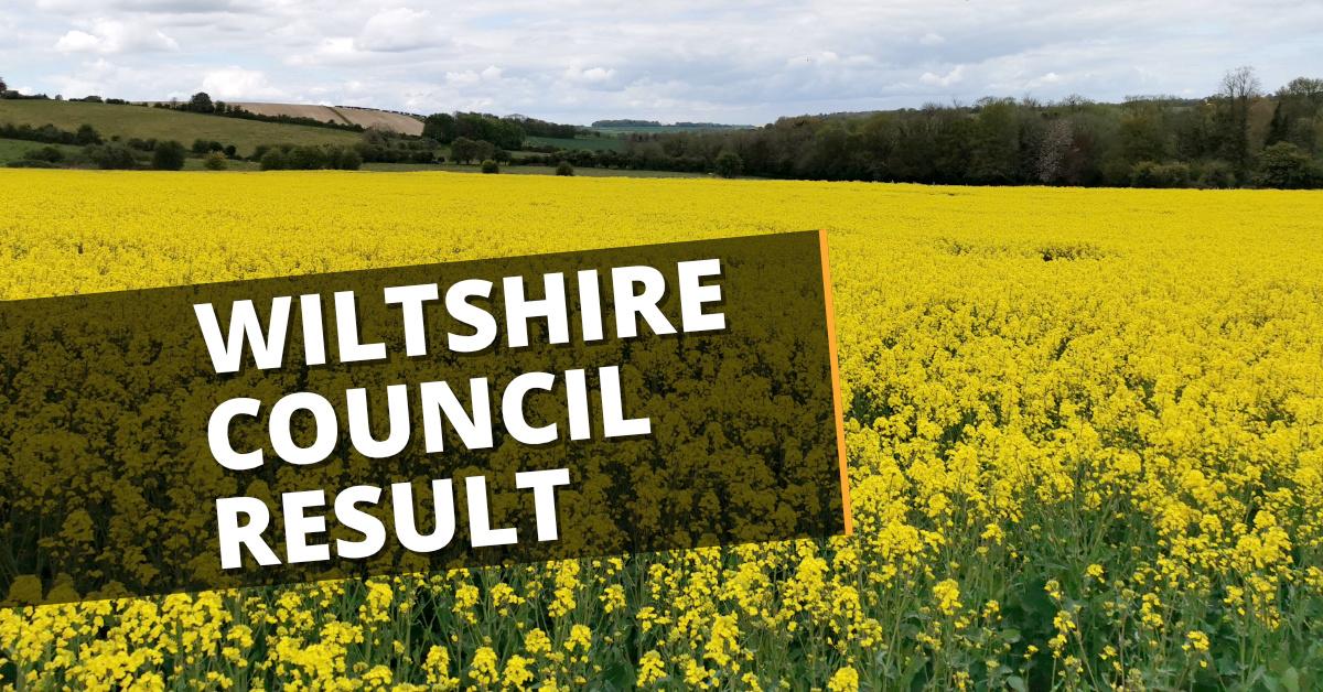 Wiltshire Council Result for Salisbury