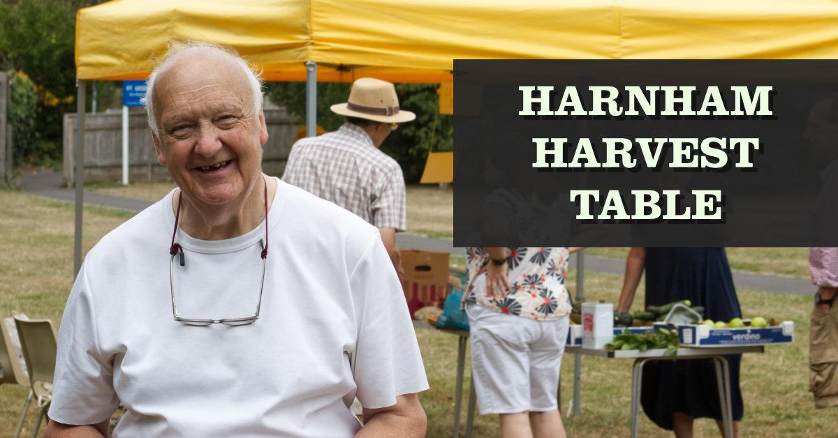 Harnham Harvest Table