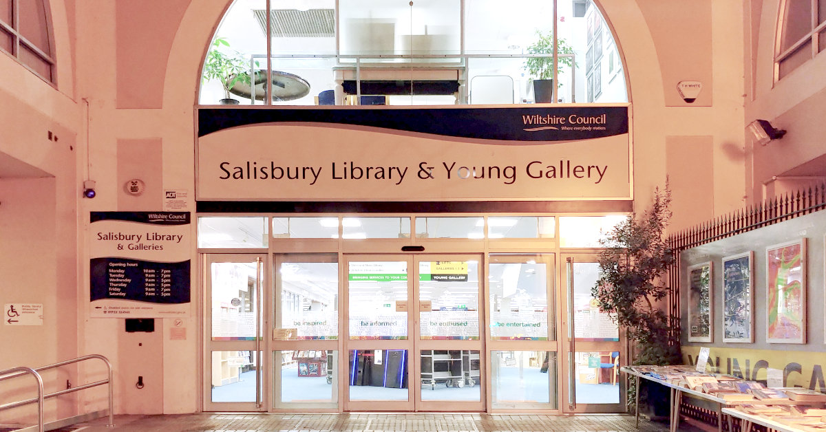 Save Salisbury Library